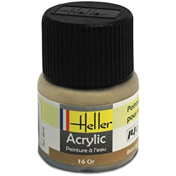 Heller - 9016 - Maquette - Or