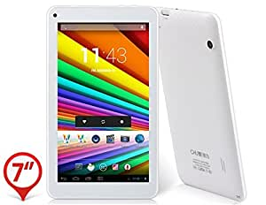 """CHUWI V17 PRO 7.0"""" 5-point Capacitive G+G Touch Screen 1024x600 Android 4.2.2 RK3026 Dual-core 1GHz Tablet PC with Wi-Fi, 3D Games & G-sensor (8GB) (White)"""