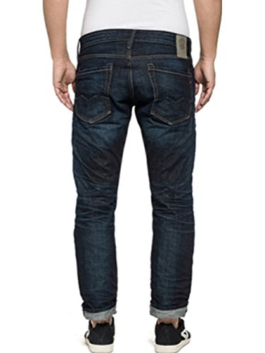 Replay Waitom, Jeans Homme Bleu