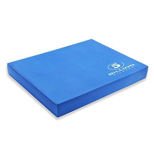 5BILLION Balance Pad - 49x 39cm - Koordinationstrainerfür Gleichgewicht, Fitness, Yoga und Pilates Physiotherapie Therapie