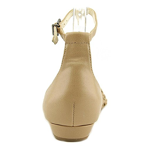 BCBGeneration Hunny-X Femmes Cuir Chaussure Plate Warm Sand