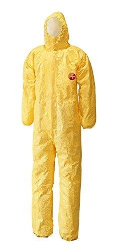 BeeSwift TYCBSL Dupont Tychem C Std Cha5 giallo, taglia L