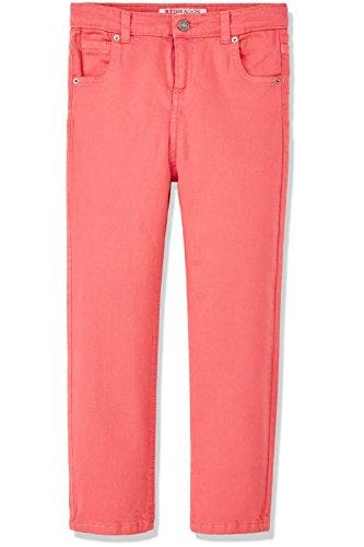 RED WAGON Jeans Mädchen, Rosa (Coral), 122 (Herstellergröße: 7 Jahre) (Rosa Mädchen-jeans)