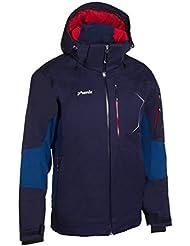 Phenix Hombre Duke JacketChaqueta de esquí, invierno, hombre, color azul marino, tamaño 52