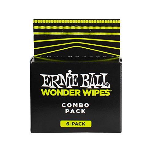 Ernie Ball Wonder Wipes Mehrfachpackung