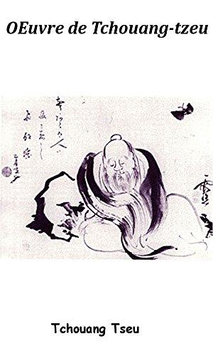 Œuvre de Tchoang-tzeu par Zhuang Zi