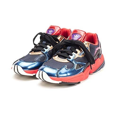 adidas Falcon W, Scarpe da Fitness Donna, Multicolore Maruni/Rojo 000, 38 EU