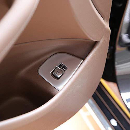 Main Gauche conducteur ABS en Plastique Porte Bouton Interrupteur Garniture Couvercle pour LHD Classe e W213 E200l E300 2016-2018