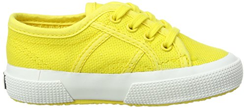 Superga 2750 Bebj Classic, Unisex-Erwachsene Training Amarillo (sunflower)