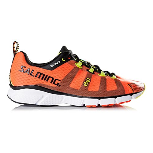 Salming enRoute Shoe Men Magma Red Orange