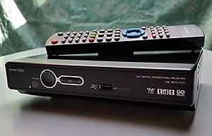 Peekton PK 1870 HD REC Récepteur TNT HD Enregistreur USB