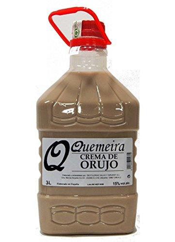 Crema de Orujo Quemeira 3 L.