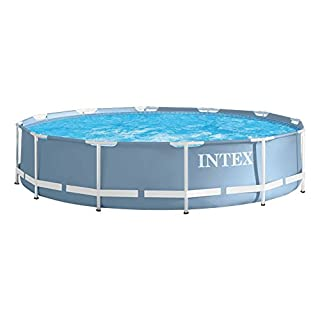 Intex - collapsible Swimming Pool, 366 x 76 cm, 6.503 L (28710NP) (B01M4IAO01) | Amazon price tracker / tracking, Amazon price history charts, Amazon price watches, Amazon price drop alerts