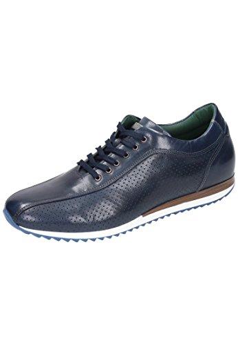 Galizio torresi chaussures pour homme bleu foncé Bleu - Bleu
