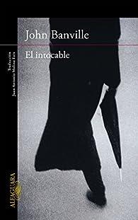 El intocable par John Banville