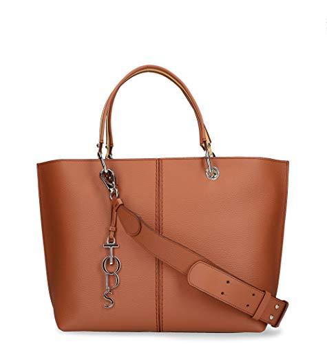 Tod's Borsa Shopping Donna Xbwanqac300iug6z06 Pelle Marrone
