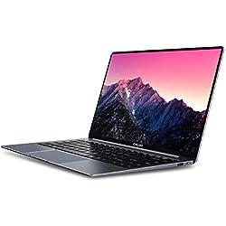 CHUWI Ordenador Portatil Lapbook Pro Ultrabook 14' Windows 10 Intel Gemini-Lake N4100 hasta 2,4GHz 4-Core 64bits 1920*1080 4G RAM 64G ROM Teclado retroiluminado Completo …