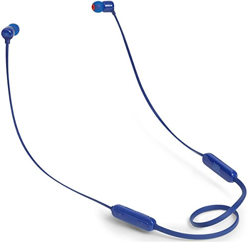 JBL T110BT BT 4.0 In-ear 6hrs Blue