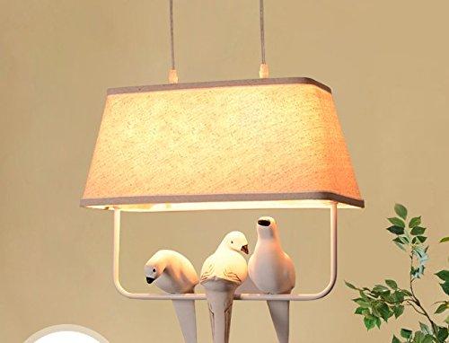 CLG-FLY country americano lampadario bird garden restaurant