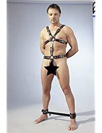 Zado Harnais Master Noir pour Hommes S/L