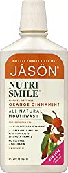 Jason Mouthwash, Enamel Defense, Orange Cinnamint