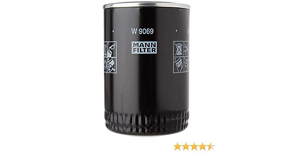 Original Mann Filter Ölfilter W 9069 Für Pkw Und Nutzfahrzeuge Auto