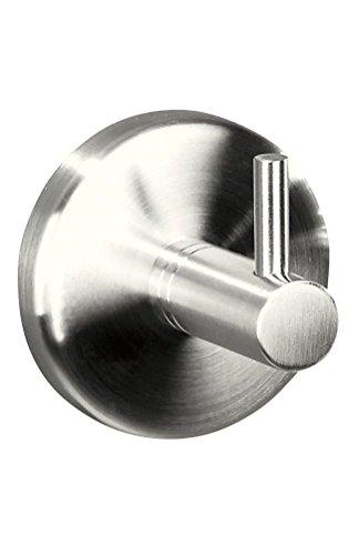 Golden Lutz® Robuster Edelstahl Handtuchhaken - Kleben oder Schrauben -