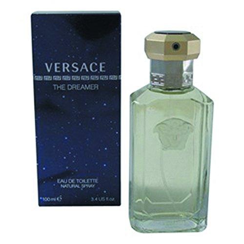 Versace Dreamer 100 ml Eau de toilette pour homme en flacon vaporisateur