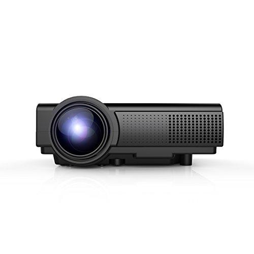 Mini Projector Tenker Q51500Lumens LCD