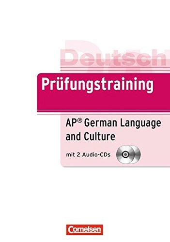 F: B2 - AP German Language and Culture Exam: Übungsbuch mit CDs (Ap-language Book)