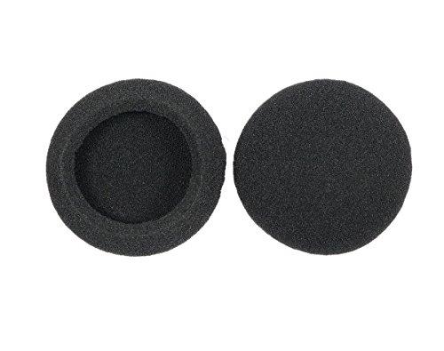 Ersatz Ohr Pad Kissen Ersatzteile für Grado iGrado egrado Kopfhörer Ohrenschützer (schwarz) Ohrpolster (Ohrpolster)