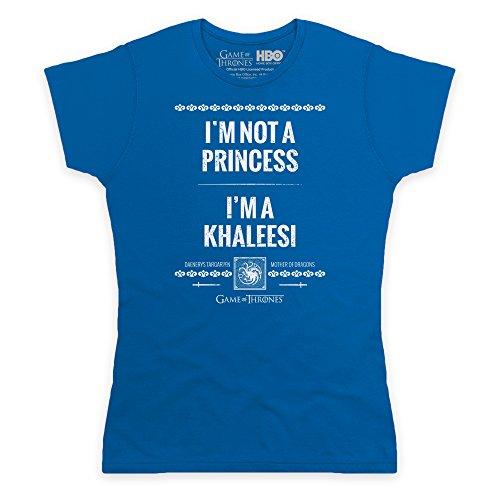 Official-Game-of-Thrones-Khaleesi-Camiseta-Para-mujer