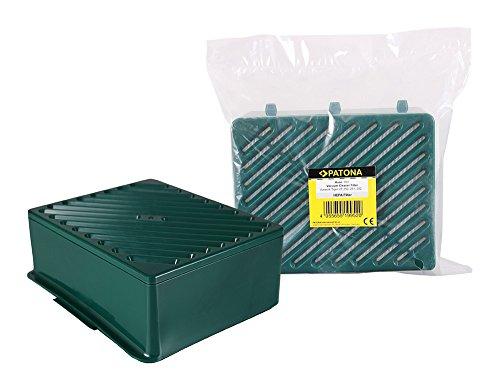 Hepa Filtersystem Pollenfilter f. Vorwerk Tiger VT250 VT251 VT252