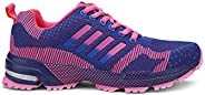 HUSKSWARE Women's Sports Shoes Breathable Running Sneakers Outdoor Fitness