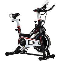 NATUREZONE Bicicleta de Ciclo Indoor Spinning Gelusa