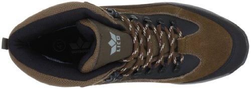 Lico Milan , Chaussures de sport homme Marron (Braun)