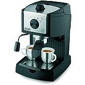 DeLonghi  Espressomaschine  EC156 schwarz