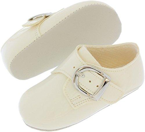 B656Baby Boy Schuhe | Weiche Sohle Babys erste Kinderwagen Schuhe von 0