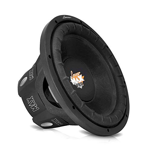 Pyle Max Pro Subwoofer (20,32 cm (8 Zoll), 800 Watt, kleine Anlage, 4Ohm) Max Pro Small Enclosure
