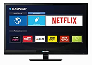 Blaupunkt 236/207M 23.6 Inch HD Ready Smart TV with PVR .