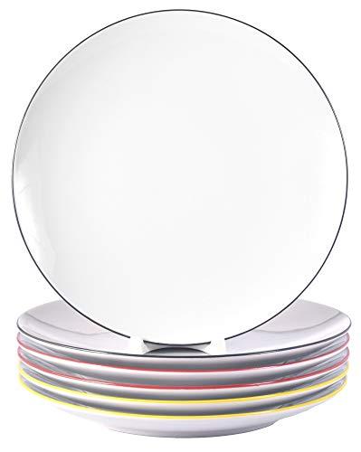 Blanco Holst Porzellan Vajilla 18.7 x 18.7 x 2.2 cm Porcelana