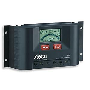 Steca Solarladeregler PR1010 LCD Display und Lastausgang für 12V bis 10 A