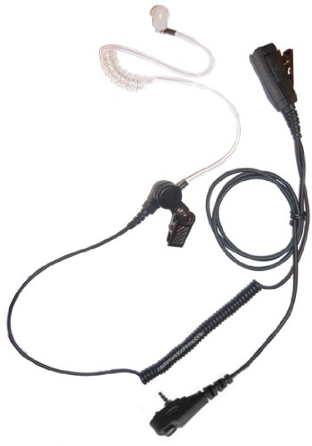 Price comparison product image Motorola MTH800 Airwave covert acoustic tube and microphone