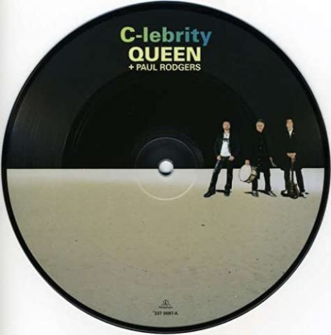 C-Lebrity-Single Picture Vinyl [Vinyl Single]
