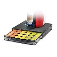 HiveNets Nespresso Capsule Coffee Machine Metal Storage Drawer