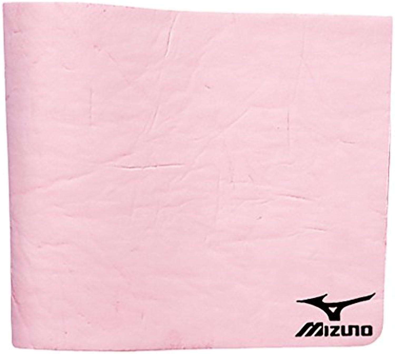 Mizuno (ミズノ) スイムタオル 蛍光ピンク 85zt75084