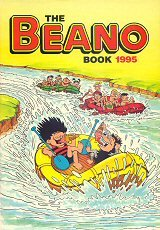 The Beano Book Annual 1995