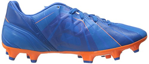 Puma evoSPEED 4 h2h Fg Jr FuÃ?ballschuh () Orange Clown Fish/El