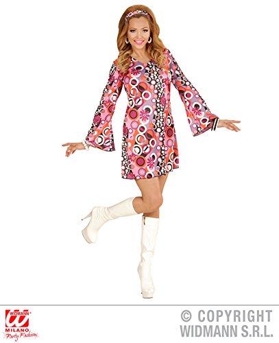 Groovy Girl Minikleid 2-tlg. (Medium, (Girl Kostüme Groovy)