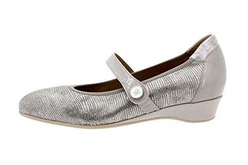 Scarpe donna comfort pelle Piesanto 8727 classiche basse soletta estraibile comfort larghezza speciale